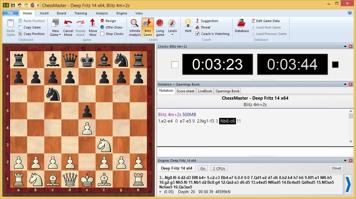 Fritz 13 Chess Software Chess House