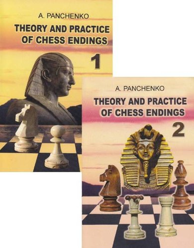 Theory and Practice of Chess Endings, Volume 1,2 - download free