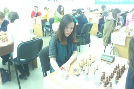 Yekaterina Chudinovskikh became the Yekaterinburg champion