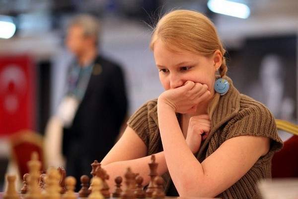 Valentina Gunina's triumph – she became the Europe Blitz Champion 2012