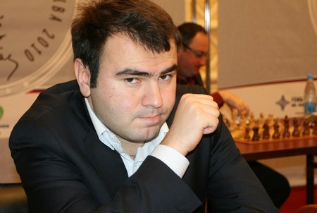 Shakhriyar Mammadyarov is out of the Europe Championship