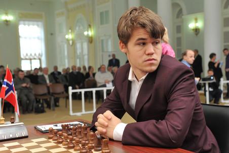 Magnus Carlsen - chess biography