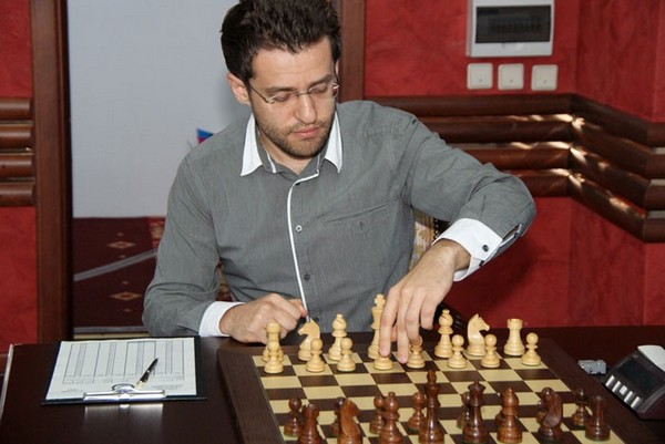 Levon Aronian Big chess master