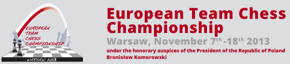 European Team Championship in Poland 2013 online