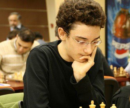 Italian Grand Master Fabiano Caruana