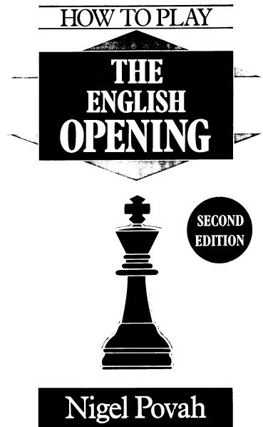 How to Play the English Opening - download chess book