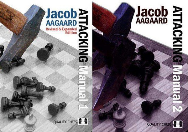 The Attacking Manual (2 parts), Aagaard Jacob, 2010 - download