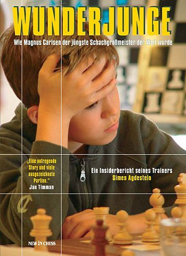 Wonderboy Magnus Carlsen, 2004 - download book
