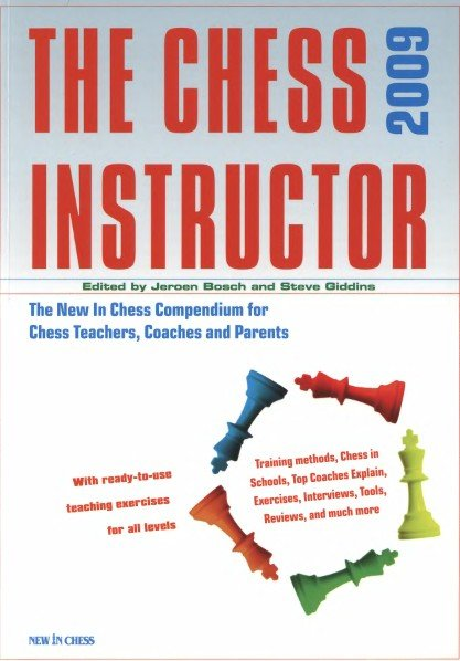The Chess Instructor, 2009 - download book