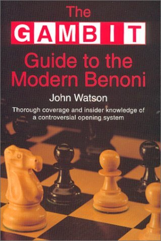 The Gambit Guide to the Modern Benoni - download book