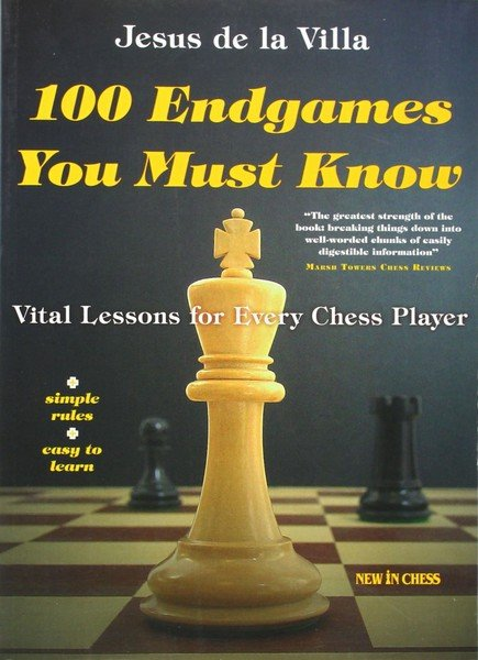 100 Endgames You Must Know, 2008 - free download