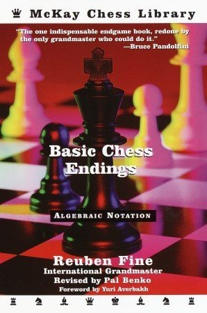 Basic Chess Endings (Algebraic Notation), Fine Reuben - download book