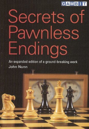 Secrets of Pawnless Endings, Nunn John - download book