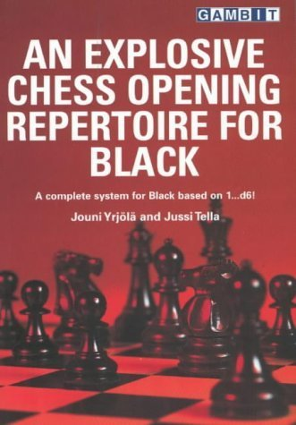 An Explosive Chess Opening Repertoire for Black - download book