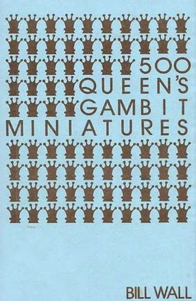 500 Queen's Gambit Miniatures - download book