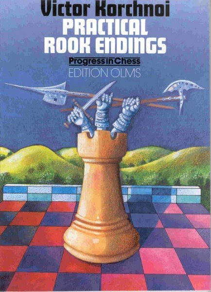 Practical Rook Endings, Viktor Korchnoi - download book