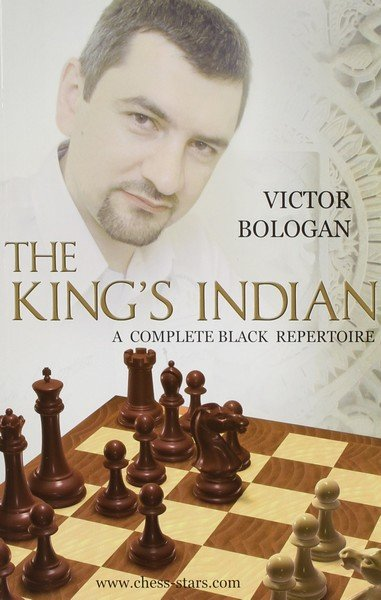 The King's Indian: A Complete Black Repertoire, Bologan - download book