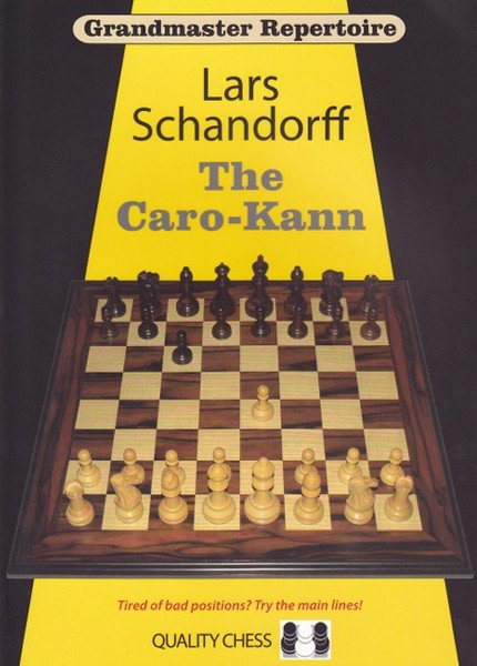 The Caro-Kann, Lars Schandorff - download book