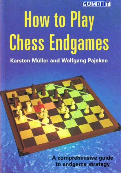 How To Play Chess Endgames - download book