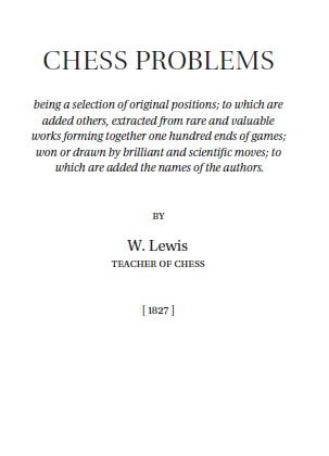 Chess problems, Lewis W. - download book