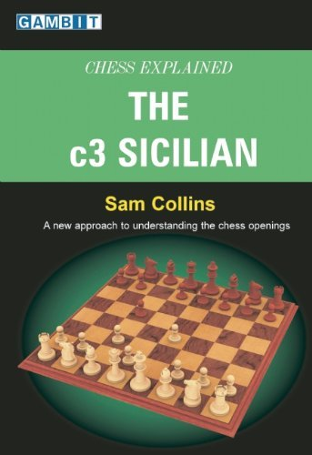 Chess Explained: The c3 Sicilian - download book
