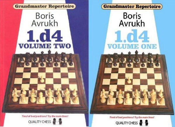 Grandmaster Repertoire 1.d4: volume one, volume two, Avrukh Boris - download book