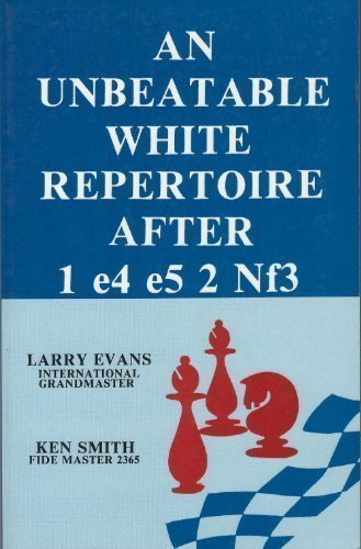 An Unbeatable White Repertoire After 1.e4 e5 2.Nf3 - download book