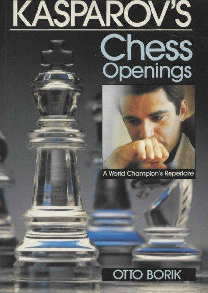 Kasparov chess opening, Borik Otto - download book