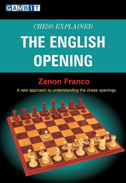 Chess Explained - The English Opening - download book