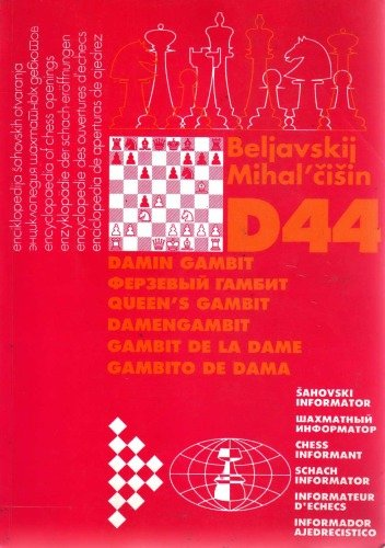 D44 - Queen's Gambit - download book