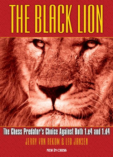 The Black Lion: The Chess Predator's - download book
