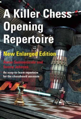 A Killer Chess Opening Repertoire (New Enlarged Edition) - download