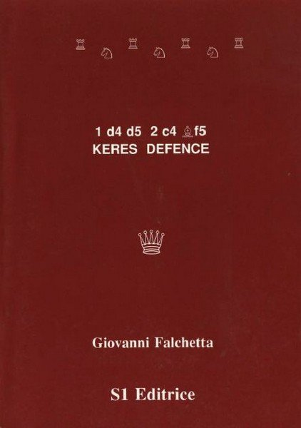 1.d4 d5 2.c4 Bf5 - Keres Defence - download book