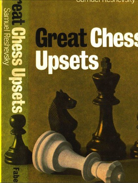 Great Chess Upsets - download book