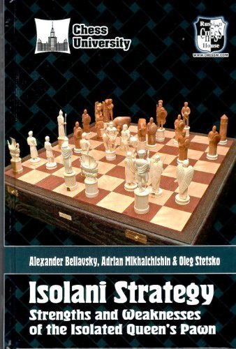 Isolani Strategy. Strengths and Weaknesses of the Isolated Queen's Pawn - download