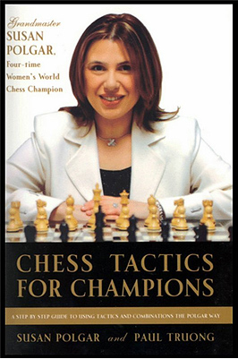 Chess Tactics for Champions - free download book