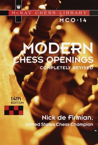 Modern Chess Openings, 14th Edition (Mckay Chess Library) - download book