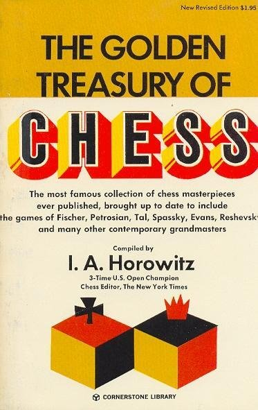 The Golden Treasury of Chess - download book