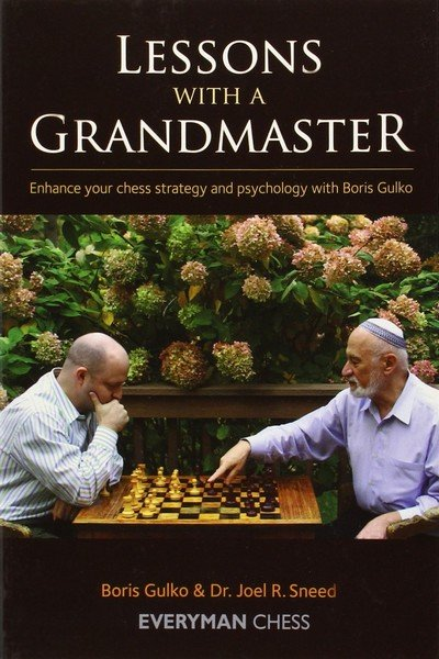 Lessons with a Grandmaster, vol 1,2,3 - free download book