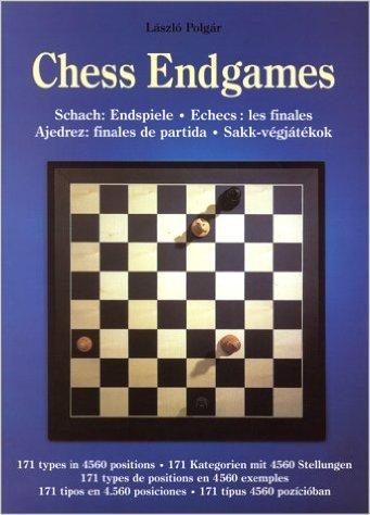 Chess Endgames, Laszlo Polgar - download book