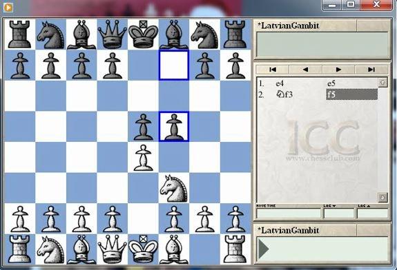 Latvian gambit - download video