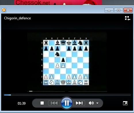 Chigorin defence - download video