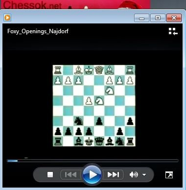 Sicilian defence. Najdorf Variant - download video
