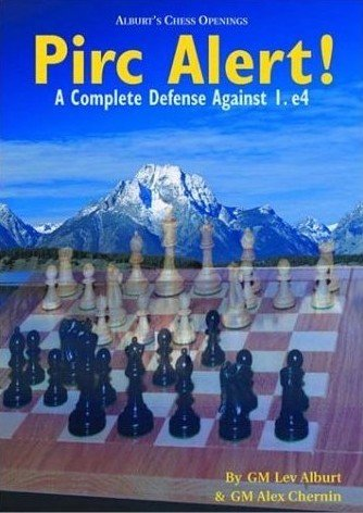 Pirc Alert, A complete defence against 1.e4 - download book