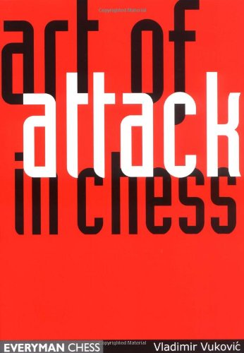 Art of Attack in Chess - free download book