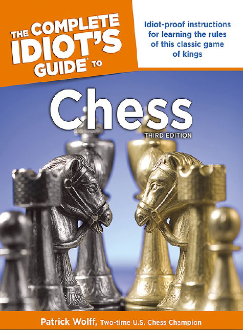 The Complete Idiot's Guide to Chess, Third Edition - download book