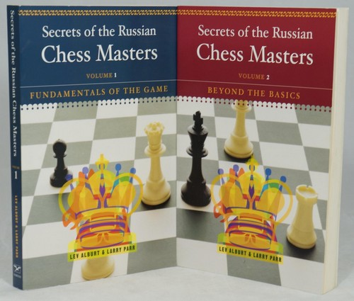 Secrets of the Russian Chess Masters: 2 parts