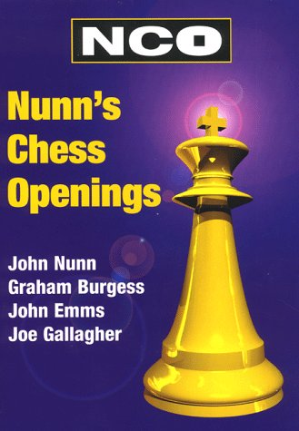 Nunn's Chess Openings - download book