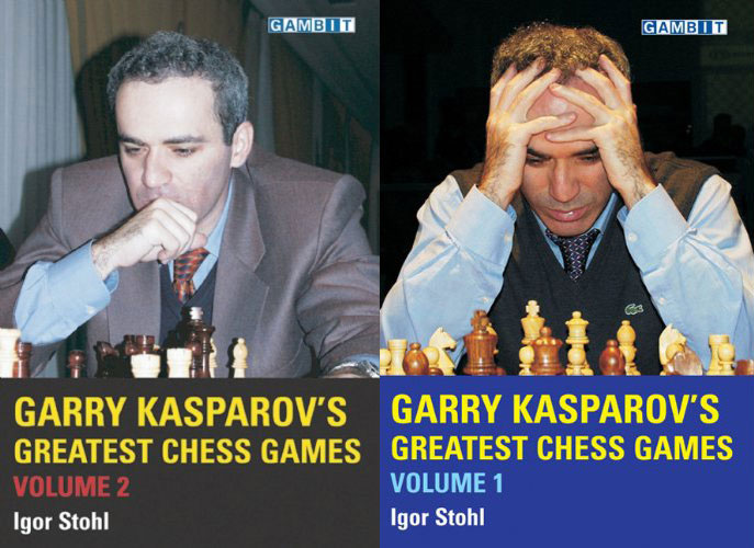Garry Kasparov's Greatest Chess Games - download books