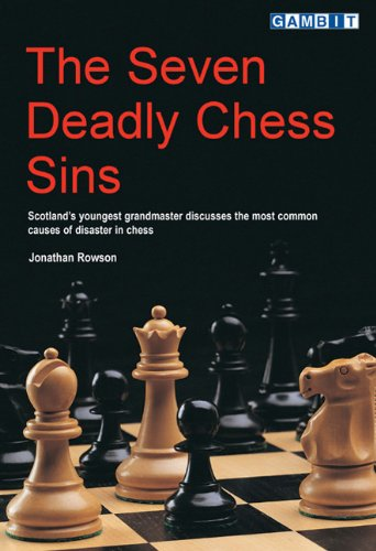 The Seven Deadly Chess Sins - download book